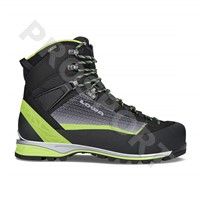 Lowa Alpine pro gtx UK8 black/lime