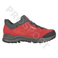 Lowa Explorer gtx lo Ls UK5 red