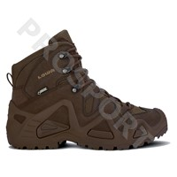 Lowa Zephyr gtx mid TF UK8 brown